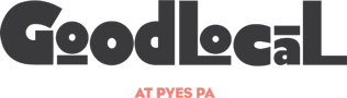 Good Local Pyes Pa Logo